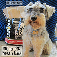 DOG for DOG dog food and treats review