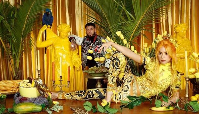 2020 Shakira Anuel AA Me Gusta Alalalalalong alalalalalong long li long long long shakira melodie noua Shakira Anuel AA Me Gusta Official Video lyrics youtube new song new video Shakira, Anuel AA - Me Gusta letra new single shakira piesa noua Shakira, Anuel AA - Me Gusta versuri