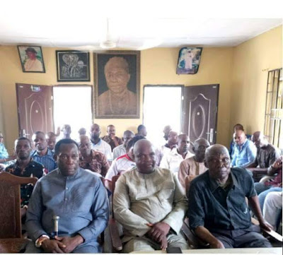 Okon Clan Council commends Governor Udom * Insists on zoning