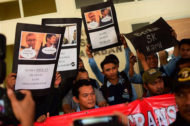 Gugatannya Ditolak, 13 Korban PHK Transjakarta akan Ajukan Kasasi