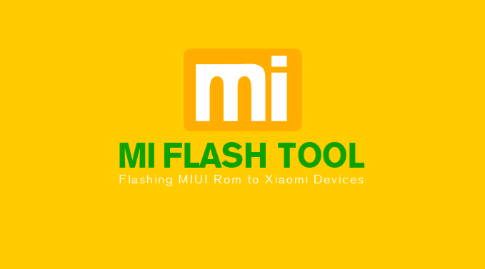 Nerdy Vibes: Download Latest Mi Flash Tool And Flash Xiaomi