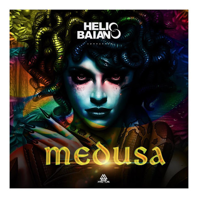 Dj Hélio Baiano - Medusa