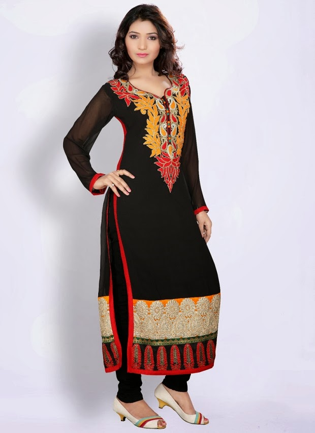 Fashion Amp Style Indian Majestic Party Wear Dress