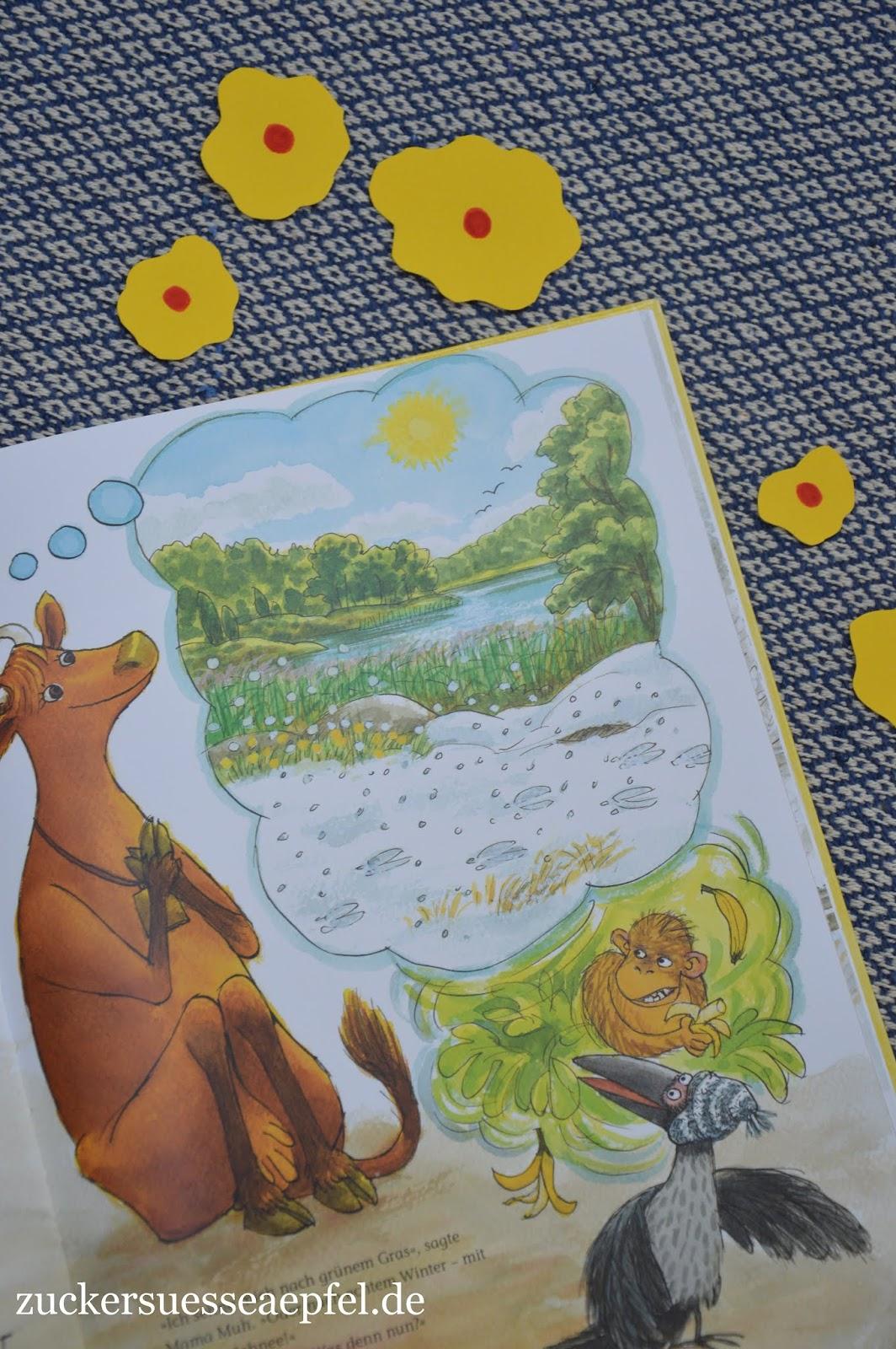 Das Neue Kinderbuch Mama Muh Spielt Sommer Mit Einer Tollen Verlosung Fur Euch Zuckersusse Apfel Kreativer Familienblog Und Reiseblog