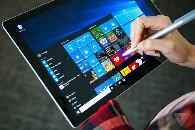 Đã có bản cập nhật Windows 10 Creators Update qua Windows Update.