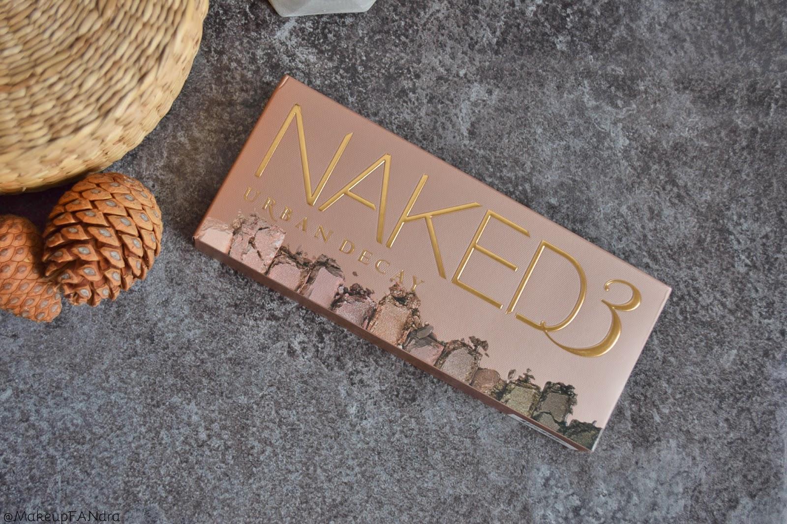 Urban Decay Naked 3 paleta sjenila