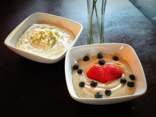 Blue Cheese & Sour Cream Dip