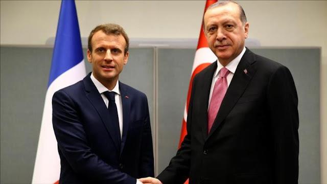 Macron y Erdogan exigirán a EEUU que rectifique sobre Al-Quds
