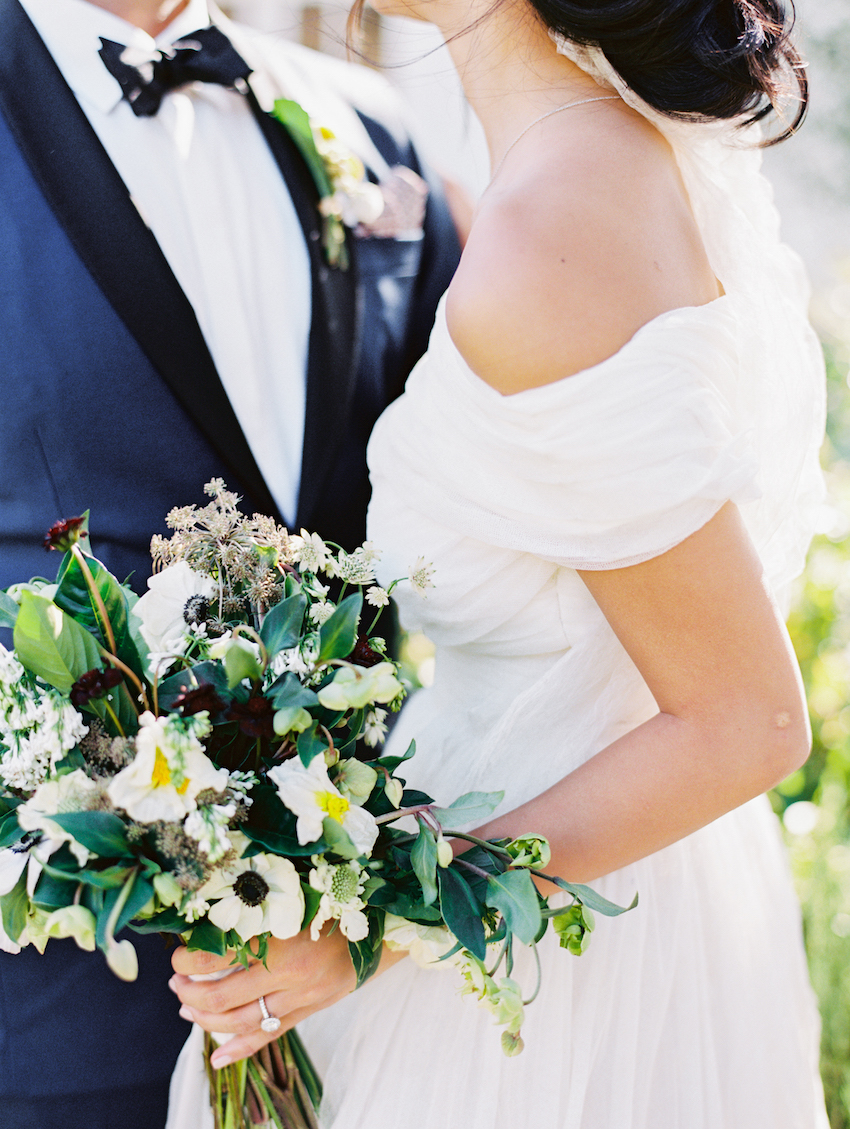 Honey & Silk Provencal Wedding