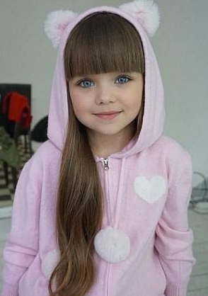 G Most Beautiful Girl In The World? Russian Child Model Hailed As The New Thylane Blondeau Lifestyle