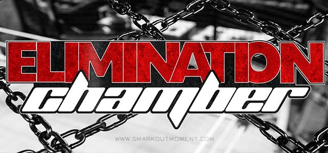 WWE Elimination Chamber PPV Wallpaper