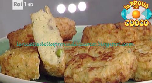 Ricetta delle Frittatine di pasta da La Prova del Cuoco