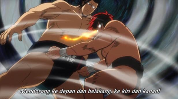 Hinomaruzumou Episode 15 Subtitle Indonesia