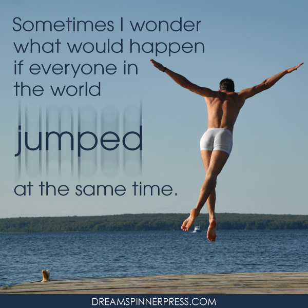 Monday Macros Dreamspinner Press Jump
