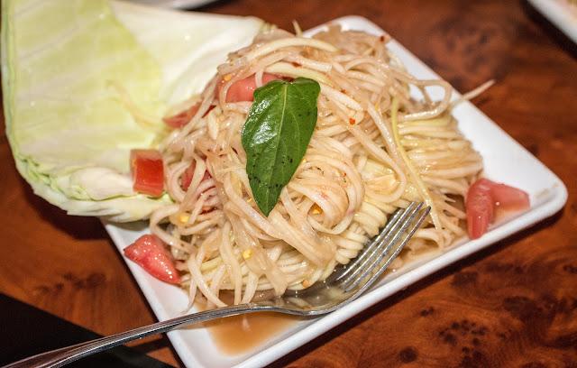Khmer Kitchen - Bok La-Hong