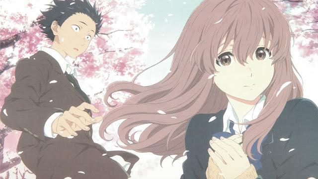 A Silent Voice Anime Movie