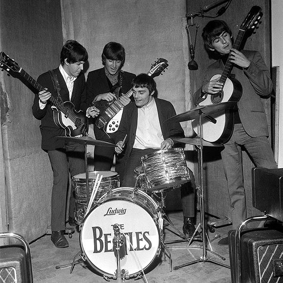"""L&#39;histoire de Jimmy Nicol, batteur des Beatles, adaptée au cinéma<span class= """"fine"""">&nbsp;</span>?"""