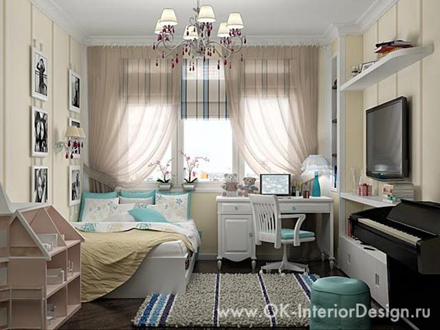 детские комнаты современные