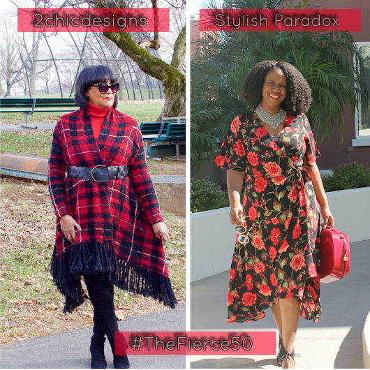 Fierce 50: Stories of Empowerment: 2ChicDesigns Meets Stylish Paradox