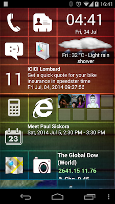 Home+ Launcher v4.0 for Android