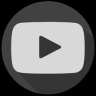 youtube blackout icon