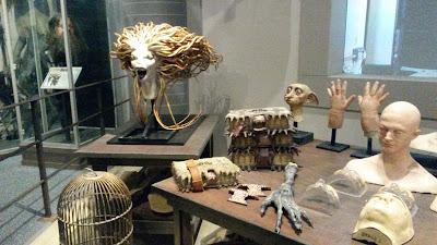 Artefactos utilizados en la saga Harry Potter