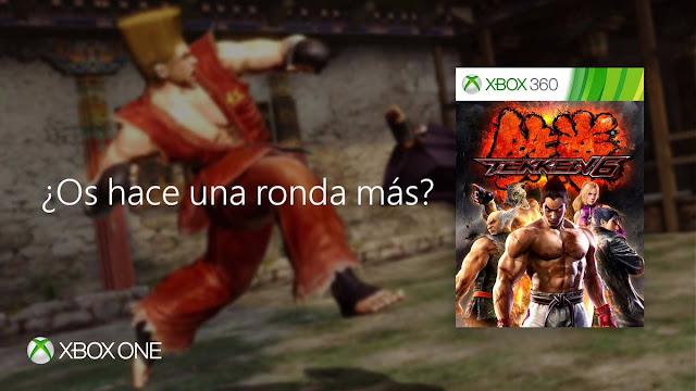 Tekken 6 llega a Xbox One