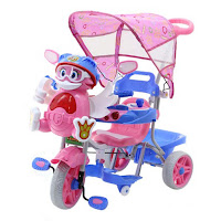 family f853MT duck Baby tricycle