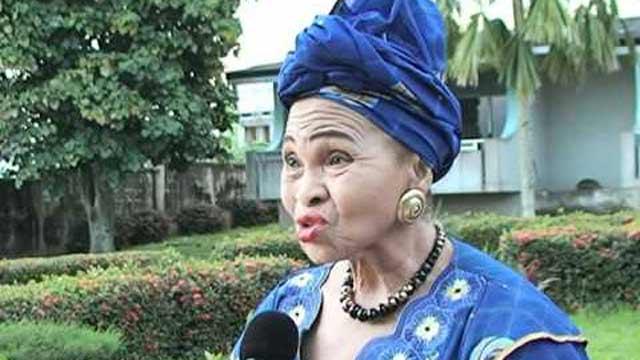 President Buhari congratulates Africa's first female TV presenter, Anike Agbaje-Williams at 80