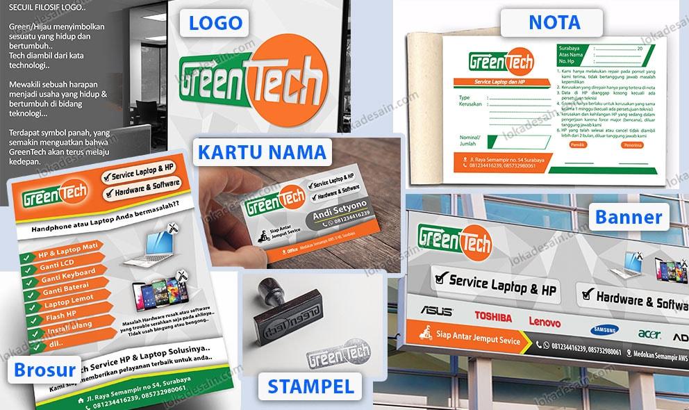 jasa desain paket startup bisnis