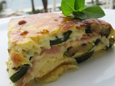 Torta od tikvica /  Zucchini cake