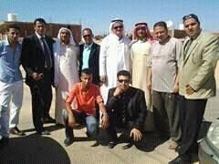مشاركة محافظ شمال سيناء لكتلة شباب مصر وتشجيعهم على النجاح