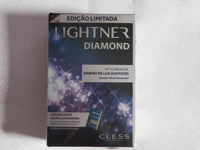 Resenha: Edição limitada Lightner Diamond - Banho de lua