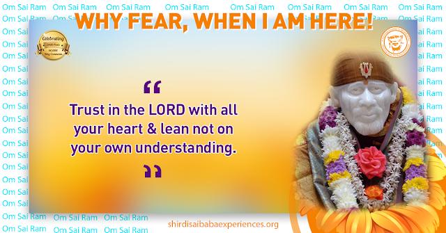 Shirdi Sai Baba Blessings - Experiences Part 2531