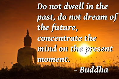 Present Moment Quotes Buddha