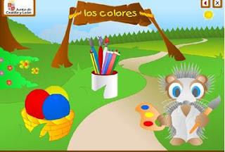 El Blog De Espe Juegos Para Infantil En La Pdi Ingles Y Espanol