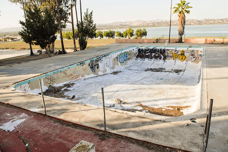 Studio 395: LAKE ELSINORE: Massive cleanup to target Grand