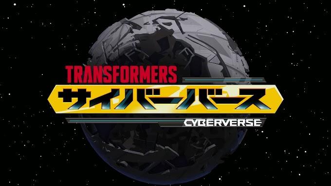 Transformers Cyberverse JPN 5 & 6