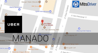 Alamat Kantor Uber Manado