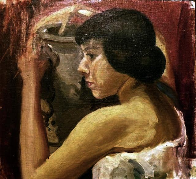 Maria Benavent Sistach, Maestros españoles del retrato, Retratos de Maria Benavent Sistach, Pintores Catalanes, Pintor español, Pintor Maria Benavent Sistach, Pintores de Barcelona, Pintores españoles