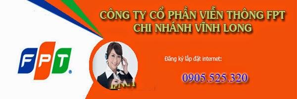 Đăng Ký Lắp Đặt Internet FPT Huyện Long Hồ, Vĩnh Long