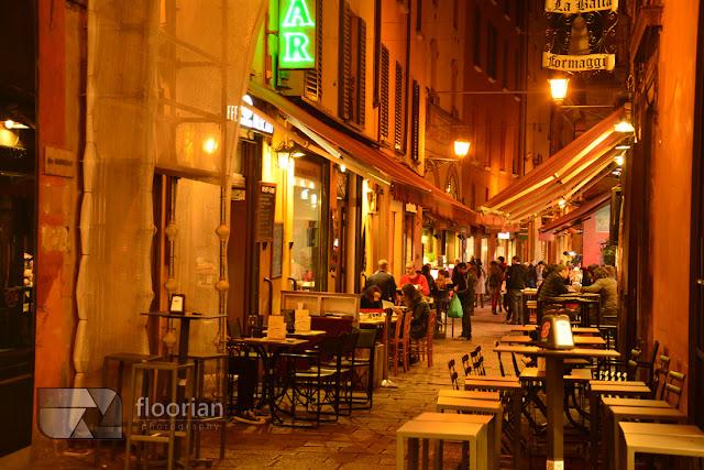 Restauracje i bary w Bolonii. Gdzie zjeść w Bolonii?