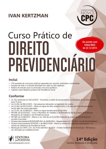 Direito Previdenciario Pdf