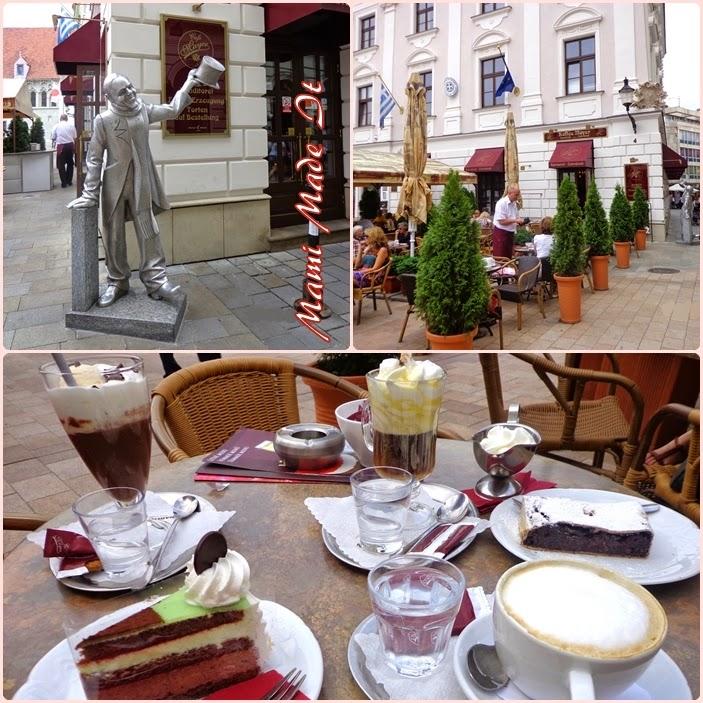 Bratislava Cafe Mayer