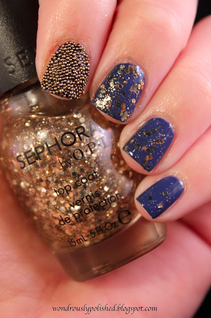 Wondrously Polished February Nail Art Challenge: Joy Studio Design Gallery - Best
