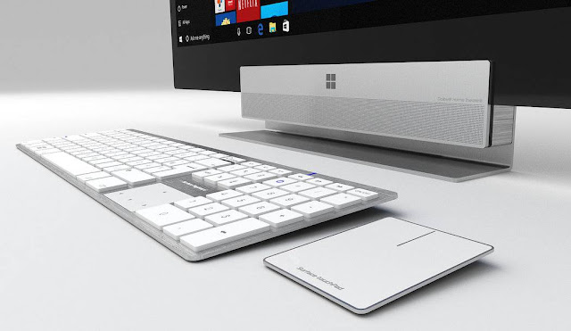 Microsoft Surface All in One