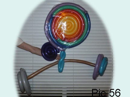 Balloon animals twisting instructions: How to make balloon ...