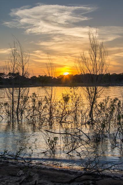 Sunset, Murrell Park