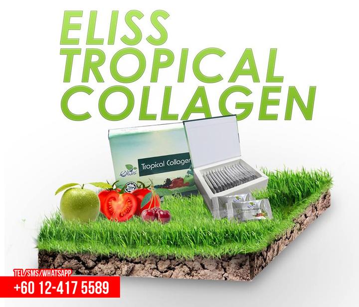 Eliss Tropical Collagen Untuk Rawatan Pesakit Lutut