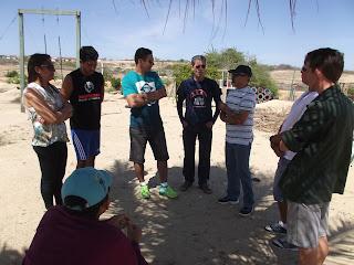 ONG Nova Baraúna recebe visita de Técnico de seleção Paralímpica